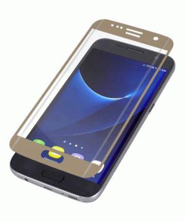 Samsung Galaxy S7 ZAGG InvisibleShield Glass Goud