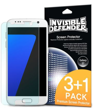 Ringke Invisible Defender voor Samsung Galaxy S7