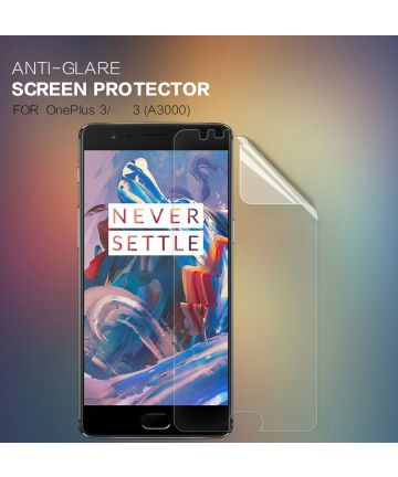 Nillkin Scratch-resistant Screen Protector OnePlus 3T / 3
