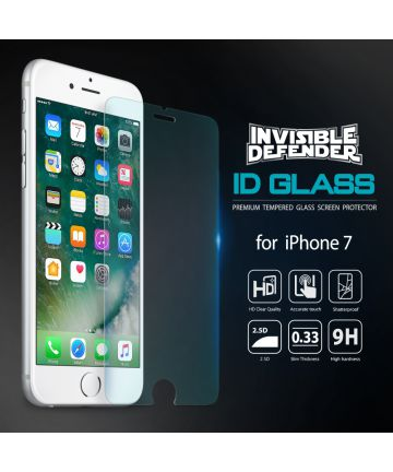 Ringke ID Glass 0.33mm Apple iPhone 7 / 8 Duo Pack