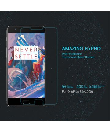 Nillkin 9H H+ Pro Tempered Glass Screen Protector OnePlus 3T / 3