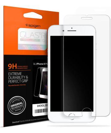 Spigen GLAS Slim HD Screen Protector iPhone 7 Plus / 8 Plus