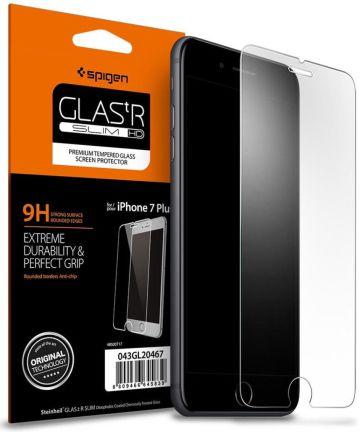 Spigen iPhone 7 Plus / 8 Plus Tempered Glass Screen Protector