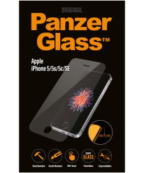PanzerGlass Apple iPhone SE/5/5S/5C Screenprotector Transparant