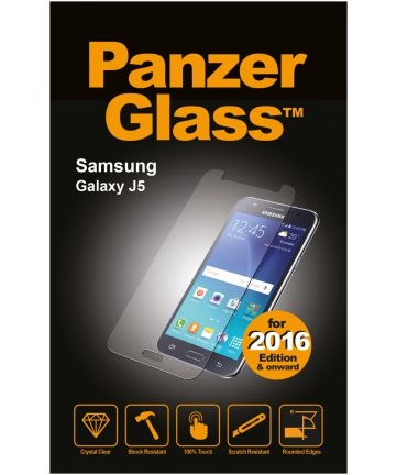 PanzerGlass Tempered Glass Screen Protector Samsung Galaxy J5 2016