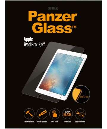 PanzerGlass Tempered Glass Screen Protector Apple iPad Pro 12.9 (2017)