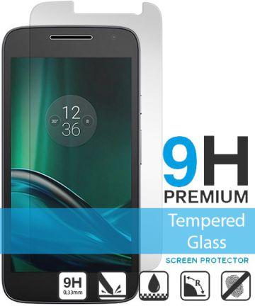 Motorola Moto G4 Play Tempered Glass Screen Protector