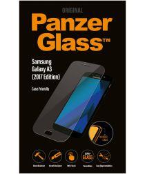 PanzerGlass Samsung Galaxy A3 2017 Case Friendly Screenprotector Zwart