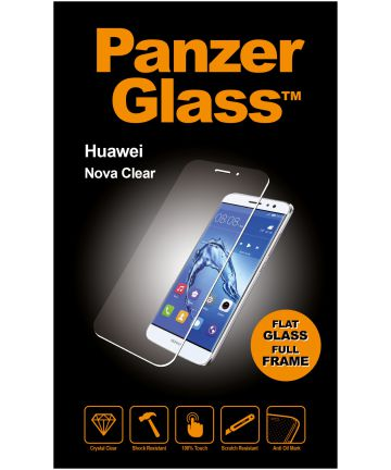 PanzerGlass Tempered Glass Screen Protector Huawei Nova