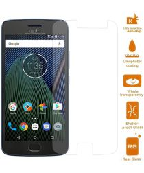 Motorola Moto G5 Plus Tempered Glass Screen Protector