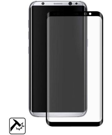 Samsung Galaxy S8 Tempered Glass Screen Protector Zwart