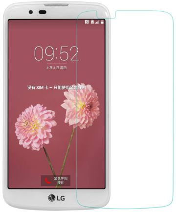 LG K10 (2017) Tempered Glass Screen Protector