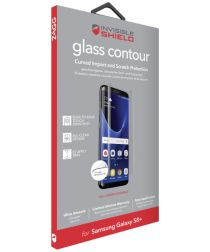 InvisibleSHIELD Glass Contour Tempered Glass Samsung Galaxy S8 Plus