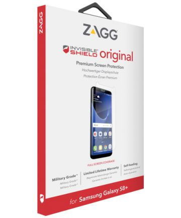 InvisibleSHIELD Original Samsung Galaxy S8 Plus