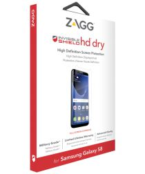 InvisibleShield HD Dry Full Body Screen Protector Samsung Galaxy S8
