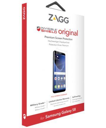 InvisibleSHIELD Original Screen Protector Samsung Galaxy S8