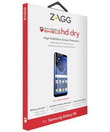 InvisibleSHIELD HD Dry Screen Protector Samsung Galaxy S8