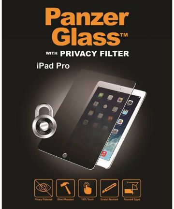 PanzerGlass Apple iPad Pro 12.9 (2017) Privacy Screenprotector