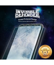 Ringke ID Full Cover Screen Protector Samsung Galaxy S8 Plus [2-Pack]