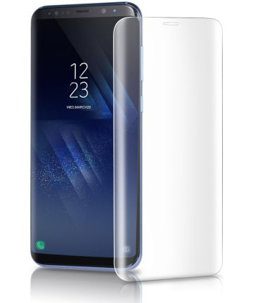 Samsung Galaxy S8 Tempered Glass Screen Protector Transparant
