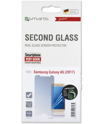 4smarts Second Glass Tempered Glass Samsung Galaxy A5 (2017)
