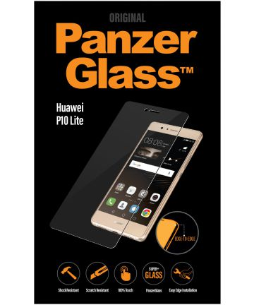 PanzerGlass Huawei P10 Lite Tempered Glass Screenprotector Transparant
