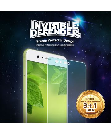 Ringke Invisible Defender Huawei P10
