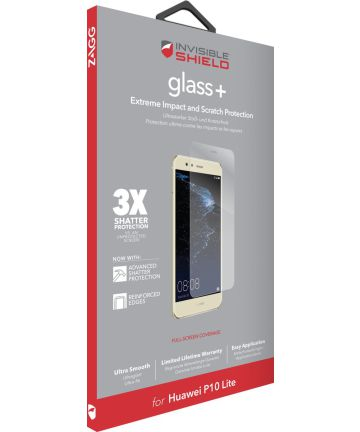InvisibleSHIELD Glass+ Tempered Glass Huawei P10 Lite