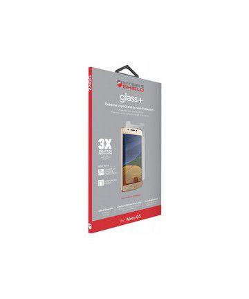 InvisibleSHIELD Glass+ Tempered Glass Motorola Moto G5