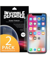 Ringke ID Full Cover Screen Protector Apple iPhone X / XS [2-Pack]