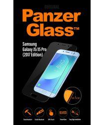 PanzerGlass Samsung Galaxy J5 2017 Screenprotector Transparant