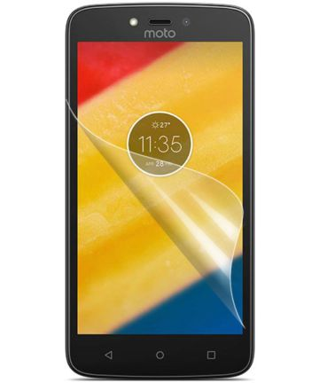 Motorola Moto C Plus Ultra Clear Screen LCD Screen Protector