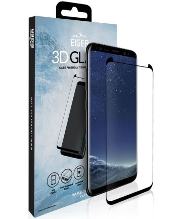 Eiger Case Friendly Tempered Glass Samsung Galaxy S8 Plus
