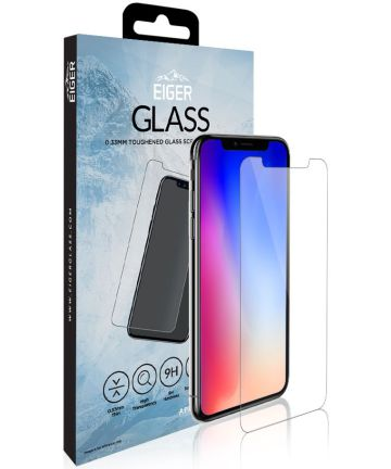 Eiger Tempered Glass Screen Protector Apple iPhone X / XS
