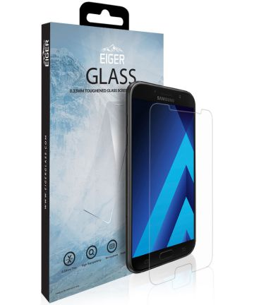 Eiger Tempered Glass Screen Protector Samsung Galaxy A5 (2017)