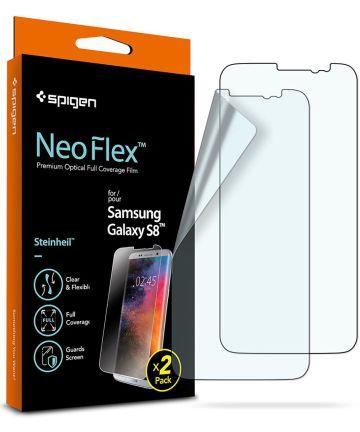 Spigen Film Neo Flex Screen Protector Samsung Galaxy S8