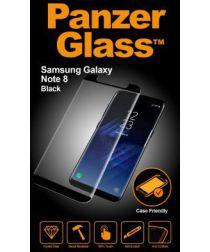 PanzerGlass Samsung Galaxy Note 8 Case Friendly Screenprotector Zwart