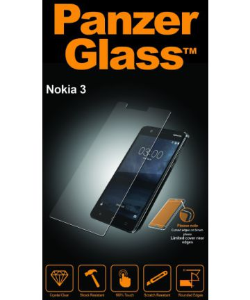 PanzerGlass Tempered Glass Screen Protector Nokia 3