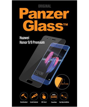 PanzerGlass Tempered Glass Screen Protector Honor 9