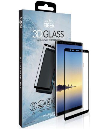 Eiger 3D Case Friendly Glass Samsung Galaxy Note 8