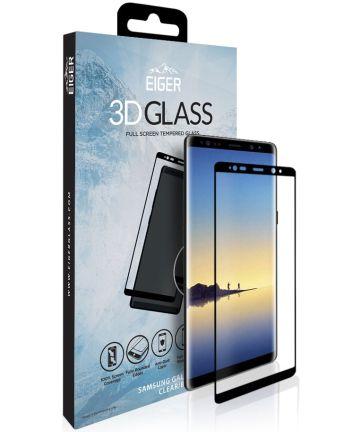 Eiger 3D Edge to Edge Glass Samsung Galaxy Note 8