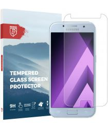 Rosso Samsung Galaxy A5 2017 9H Tempered Glass Screen Protector