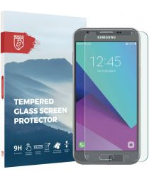Rosso Samsung Galaxy J3 2017 9H Tempered Glass Screen Protector