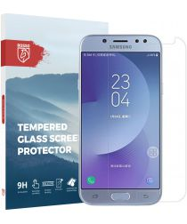 Rosso Samsung Galaxy J7 2017 9H Tempered Glass Screen Protector