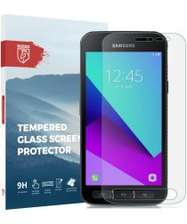 Rosso Samsung Galaxy Xcover 4(s) 9H Tempered Glass Screen Protector