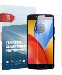 Rosso Motorola Moto E4 9H Tempered Glass Screen Protector