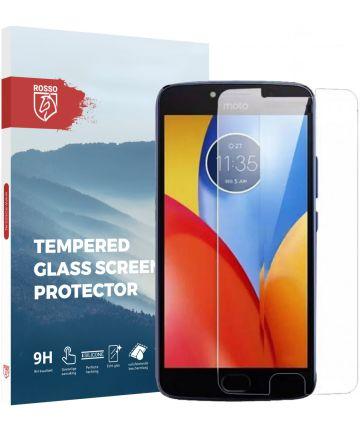 Rosso Motorola Moto E4 9H Tempered Glass Screen Protector