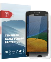 Rosso Motorola Moto G5 Plus 9H Tempered Glass Screen Protector