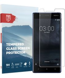 Rosso Nokia 3 9H Tempered Glass Screen Protector