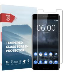 Rosso Nokia 6 9H Tempered Glass Screen Protector